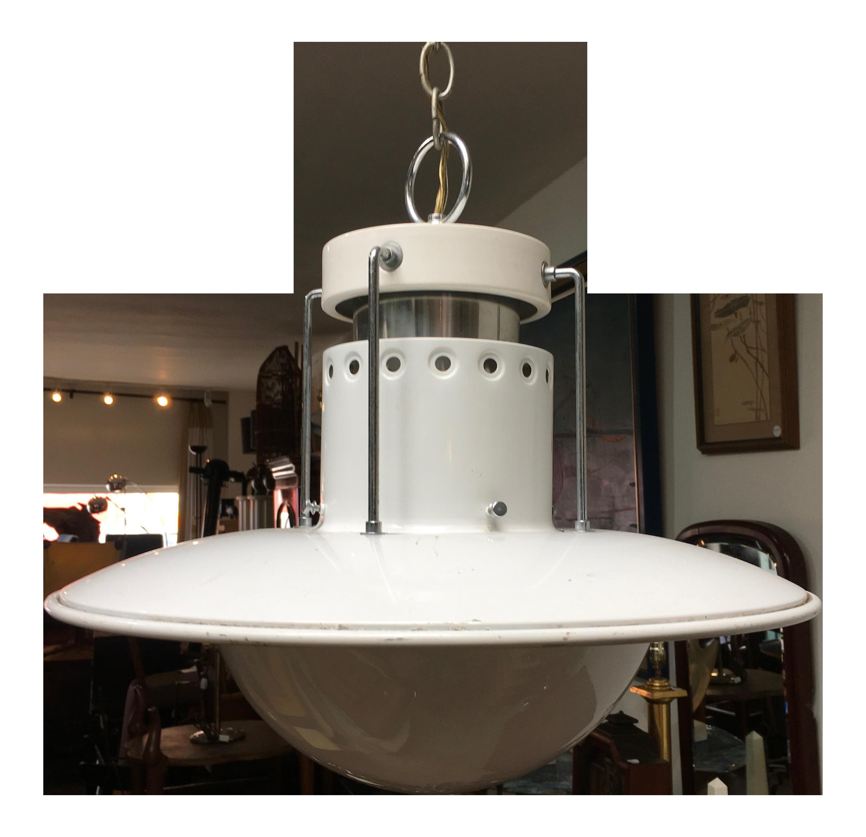 Ae Design Forecast Lighting White Pendant Chandelier Light